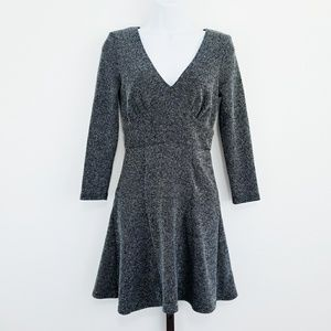Free People Heartstopper Fit and Flare Knit Dress